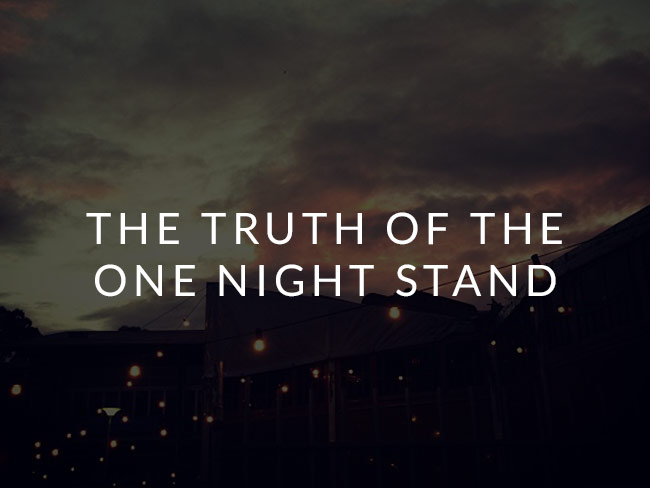 one night stand blog